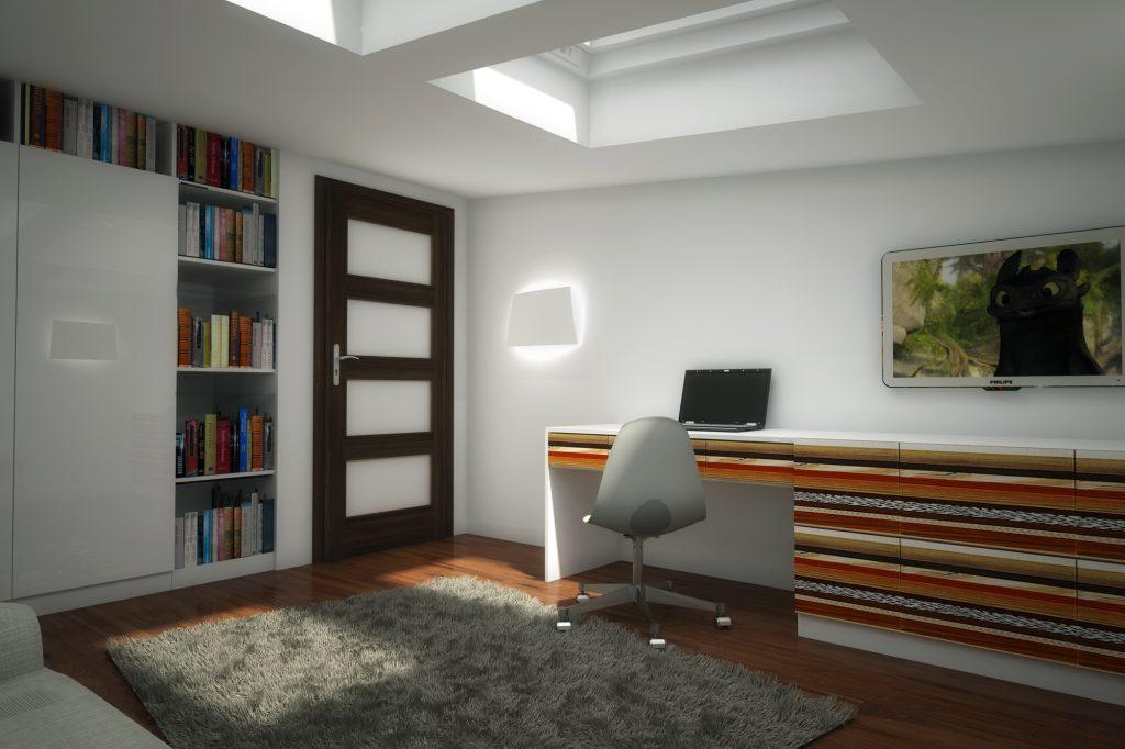 Projekt apartamentu loft
