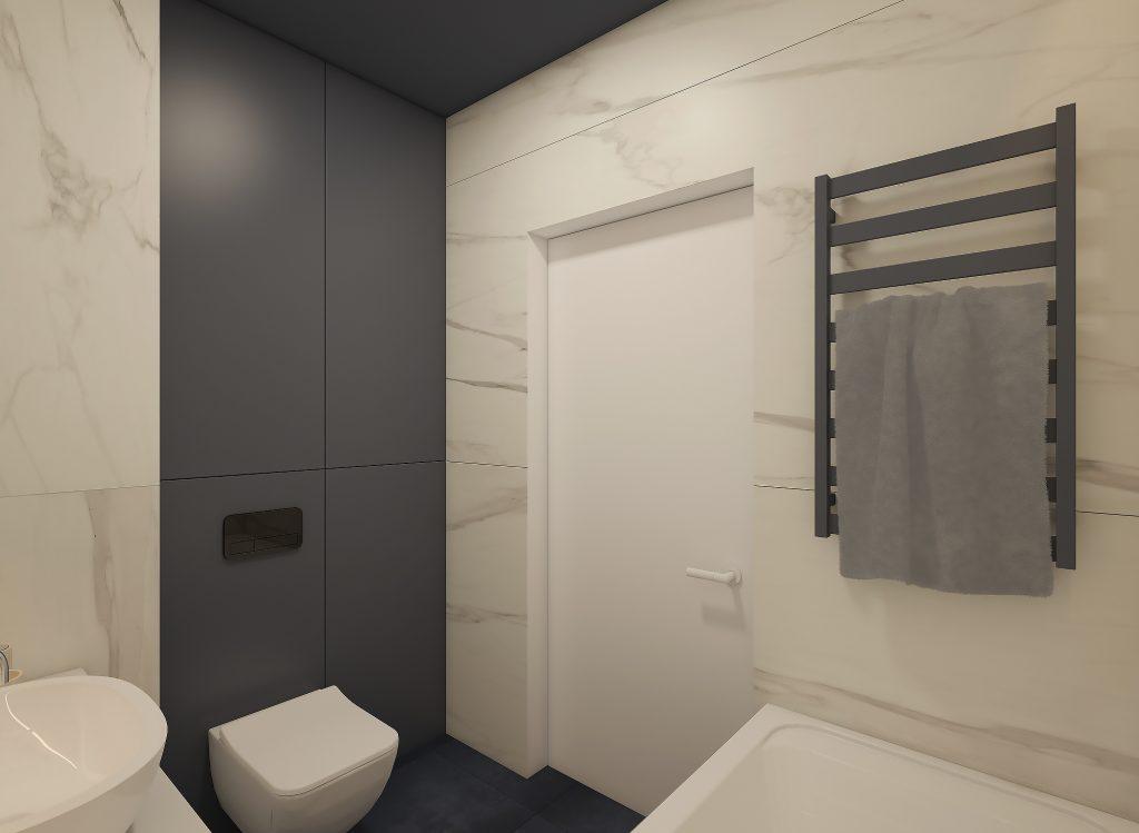 projekt mieszkania 1