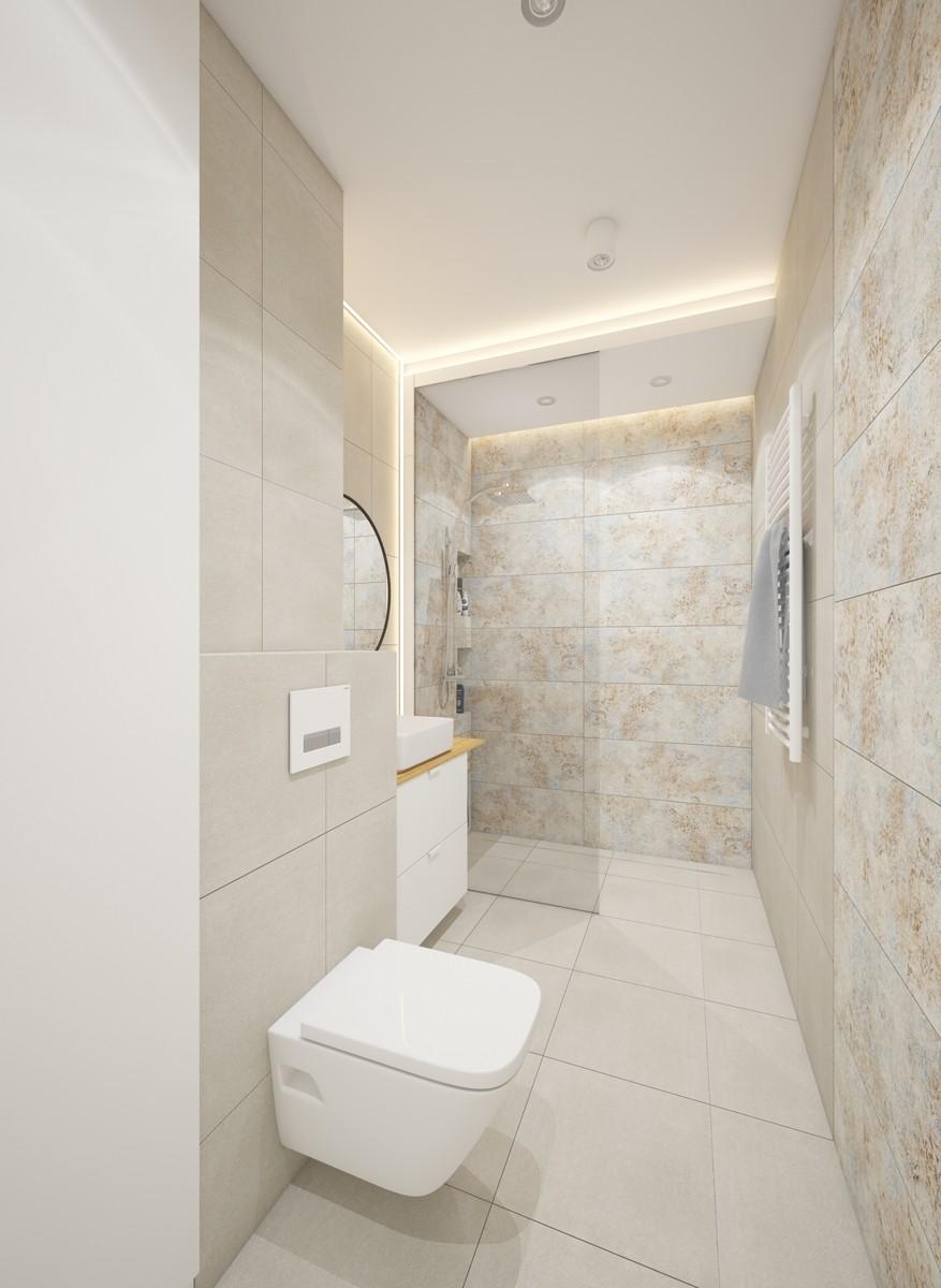 Aranżacja Małej łazienki W Bloku Praktyczne Wskazówki